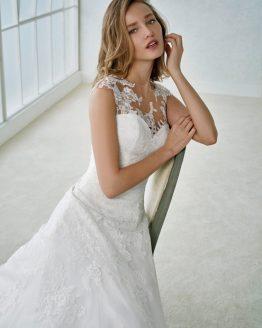 Fabrizia rochie de mireasa cluj detalii rochie