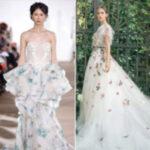 Tendințe de rochii de mireasă in 2020