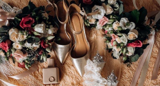 Culoare pantofi mireasa Cum alegi pantofii de mireasa