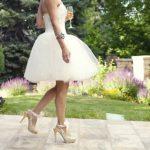 Rochie de mireasa scurta Motive pentru a o purta